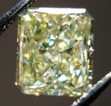SOLD....Loose Diamond: 1.60ct Fancy Light Brownish Yellow Radiant I1 GIA Cool Color R3461