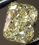 Loose Diamond: 1.91ct Fancy Yellow Cushion VS1 GIA Lovely Shape R3480