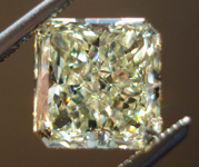 SOLD...Loose Diamond: 1.63ct Radiant Cut W-X VS2 Diamond GIA Amazing Sparkle! R3551