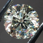 SOLD.....Loose Diamond: 1.98ct Round Brilliant Nice mix between yellow and white R3612