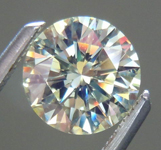 SOLD....Loose Diamond: 1.03ct U-V SI1 Round Brilliant Cut Diamond GIA EX Cut Grade R3831