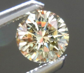 SOLD....Loose Diamond: .30ct Round Brilliant U-V VVS2 GIA Lovely Color, Great Price R3833