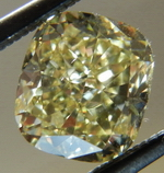 SOLD....Loose Diamond: 1.13ct Y-Z/ SI1 Cushion Trade up Special GIA R3879
