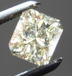 SOLD.....Loose Diamond: .49ct Radiant Cut Q-R SI1 GIA Amazing Sparkle Laser Inscribed R3922