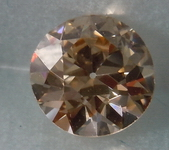 SOLD....Loose Diamond: 1.11 U-V Light Brown VS1 GIA Old looking R3936