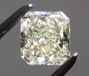 Loose Diamond: .84ct Radiant Cut N VS1 Great Cut R3972