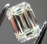 SOLD.....Loose Diamond: .72ct Emerald Cut S-T VS1 Great Cut R4008