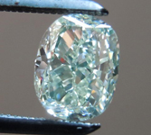 SOLD....Loose Diamond: .84ct Oval Very Light Yellow-Green VS2 GIA Rare Beauty R4121