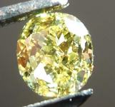SOLD....Loose Diamond: .70ct Cushion Cut Fancy Intense Yellow SI1 GIA Well Priced Beauty R4153