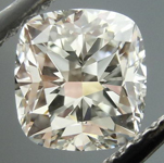 SOLD....Loose Diamond: 1.01ct Cushion Cut F/VS2 GIA Wonderful Cut R4160