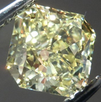 SOLD....Loose Diamond: 1.16ct Radiant Cut Fancy Intense Yellow VS1 GIA Vibrant Color R4226