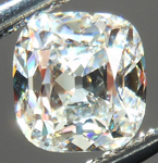 SOLD....Loose Diamond: 1.01ct Antique Style Cushion - Modern Precision I/VS2 GIA R4290