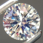 SOLD.....Loose Diamond: .81ct Round Brilliant K/VS2 GIA Excellent Cut R4309