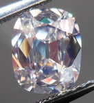 SOLD....Loose Diamond: .89ct Antique Style Modern Cushion K/SI1 GIA R4301