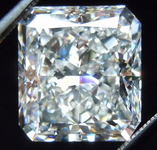 Loose Diamond: 6.06ct E/VVS2 Radiant Diamond - Huge GIA R4405