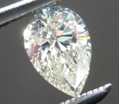 SOLD....Loose Diamond: .38ct Pear Shape U-V VVS1 GIA Great Cut Laser Inscribed R4428