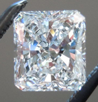 SOLD....Loose Diamond: .70ct Radiant Cut F/VS1 GIA Near Perfection Laser Inscribed R4406