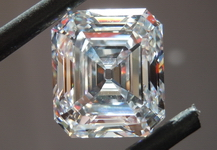 Emerald Cut Diamond 5.36 D/VVS1-  GIA Extraordinary stone R4473