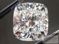 SOLD......Cushion Diamond 5.11ct H VS2 GIA Dazzling Exclusive DBL R4421