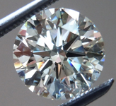 Crafted by Infinity Round Brilliant Diamond 1.70ct K/VVS1 Ideal Cut AGSL R4437