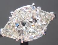 SOLD.....Cushion Diamond Ring: 2.08ct K/IF Cushion Cut GIA Internally Flawless R4801