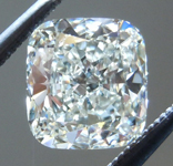 SOLD....Loose Cushion Diamond: 1.01ct J/VS1 Cushion Cut GIA Stunning Stone R4807
