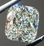 SOLD....Loose Cushion Cut Diamond: 1.80 K/VS1 Cushion Cut GIA Wonderful Cut R4804