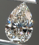 Pear Shape Diamond: 1.68ct K, Faint Brown SI1 Pear Shape GIA Halo Ring Currently in Production R4883