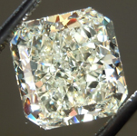 Loose Yellow Diamond: 2.64 U-V, Natural Light Yellow VS2 Radiant Cut GIA Tremendous Sparkle R4949