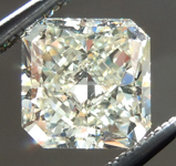 SOLD....Loose Diamond: 1.20 O-P VVS2 Radiant Cut GIA Gorgeous Color R4977
