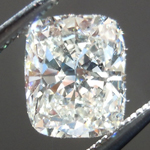 Loose Colorless Diamond: 1.01ct I VVS2 Cushion Cut GIA Exceptional Stone R4851