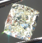 SOLD...Loose Yellow Diamond: 1.55ct UV VVS2 Princess Cut GIA Cool Cut R4973