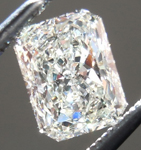 SOLD....Loose Diamond: .73ct J VS2  Branded Original Radiant Cut Diamond GIA R5068
