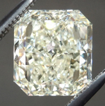 SOLD....Loose Yellow Diamond: 1.73ct U-V SI2 Radiant Cut GIA Extraordinary Cut R5076