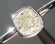 Loose Diamond: .75ct L VS1 Cushion Cut GIA Very Well Cut R5098