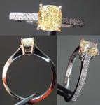 Delicate Diamond Solitaire SO3791