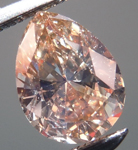 Loose Brown Diamond: .91ct Fancy Deep Brownish Yellow SI2 Pear Shape GIA Cool Color R5240