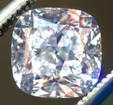SOLD...Loose Colorless Diamond: 1.03ct F VS2 Cushion Cut GIA Cool NEW Cut R5298