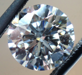 SOLD.... Loose Colorless Diamond: .95ct G SI2 Crafted by Infinity Round Brilliant AGSL R5328