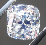 SOLD.....Loose Colorless Diamond: 1.01ct J VS2 Cushion Cut GIA Strong Blue Fluorescence R5231