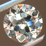 SOLD...Loose Colorless Diamond: 1.03ct J VS1 Old European Cut GIA Beautiful Cut R5398