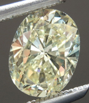 SOLD...Loose Yellow Diamond: 1.04ct Y-Z SI2 Oval Shape Diamond GIA Beautiful Cut R5515