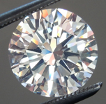 Loose Diamond: 2.14ct L VS2 Round Brilliant Diamond GIA Triple EX R4952