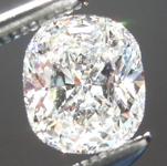 SOLD.... Loose Colorless Diamond: .70ct F VS2 Cushion Cut GIA Amazing Cut R5610