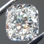 SOLD.....Loose Colorless Diamond: 1.22ct H VS1 Cushion Cut GIA Sweet Stone R5797