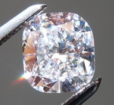 Loose Colorless Diamond: 1.02c D VS1 Cushion Modified Brilliant GIA Extravagant beauty R5784