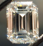 SOLD... Loose Diamond: 1.05ct Emerald cut  GIA I/VVS2 R711