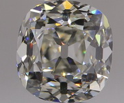 SOLD.... Loose Colorless Diamond: 1.01ct J VS2 Old Mine Brilliant GIA Beautiful Stone R5855