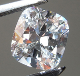 SOLD.....Loose Colorless Diamond: .73ct D I1 Cushion Cut GIA Beautiful Cut R5876