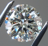 SOLD.....Loose Diamond: 1.56ct K SI2 Round Brilliant GIA Eye Clean R5901